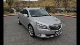 2014 BUICK LACROSSE FWD LEATHER Contact: (888)-573-3244 Stock: 8918