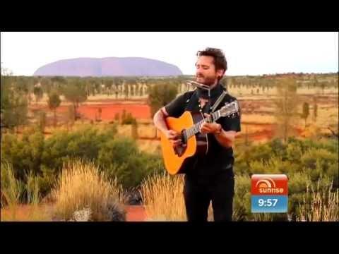 John Butler performs Kimberley