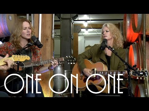Cellar Sessions: Shelby Lynne & Allison Moorer August 20th, 2017 City Winery New York Full Session