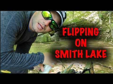 FLIPPING On Smith Lake?!