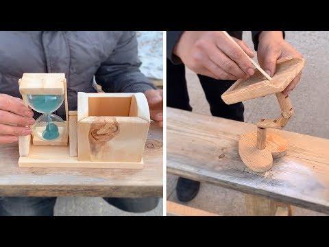 Awesome 12 Creative Craft New DIY 2020 Woodcraft Skill