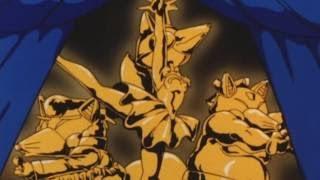 2016-11-19 - - From Wikipedia: - Kyatto Ninden Teyandee (キャッ党忍伝てやんでえ Kyattō Ninden Teyandē?, lit. Cat Ninja Legend Teyandee or Legendary .