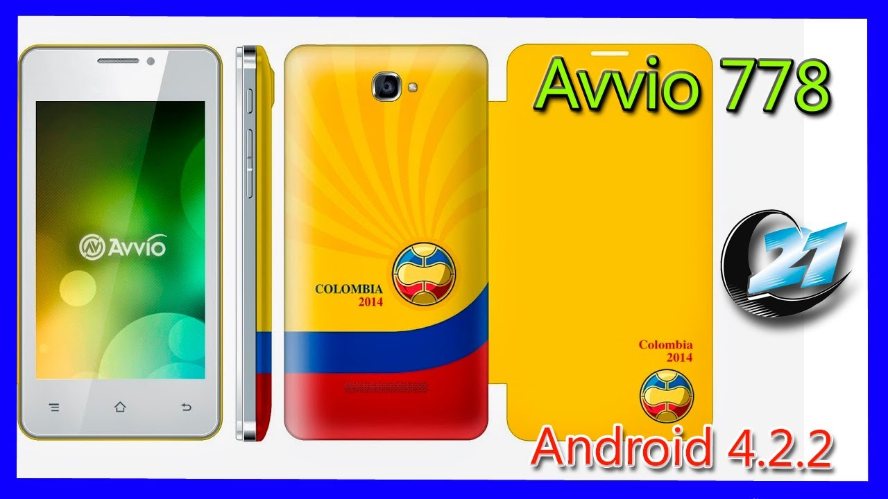 firmware para revivir celular Avvio 778  Maxresdefault