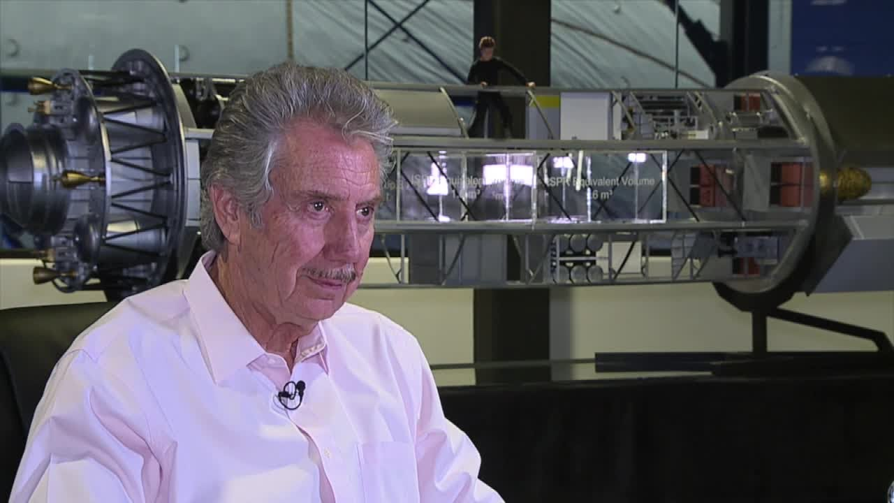 Download Full interview with Robert Bigelow about contest