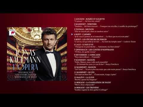 Jonas Kaufmann - L'Opéra // Album Preview