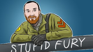 STUPID FURY (Garry's Mod Hide and Seek)