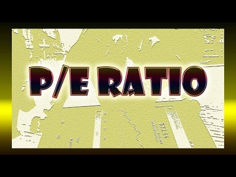 How to Select VALUE STOCKS? P/E RATIO! | Investing 101