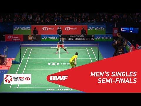 MS | HUANG Yuxiang (CHN) vs LIN Dan (CHN) [6] | BWF 2018