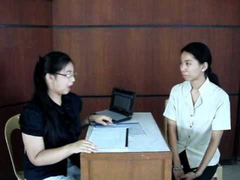 Mock Interview for Employment