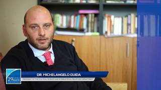 Political Science and International Relations Department - Dr. Michelangelo Guida