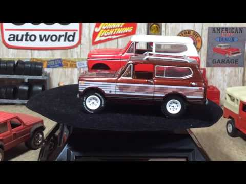 1/64 4x4 Premium Showcase, International Scout ll