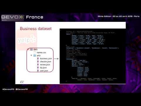"""SQL on Everything"" avec Apache Drill (Tugdual Grall)"