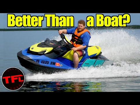 How Fast Is The New 2020 Sea-Doo Wake 170? Watch This Review And Top Speed Run To Find Out!