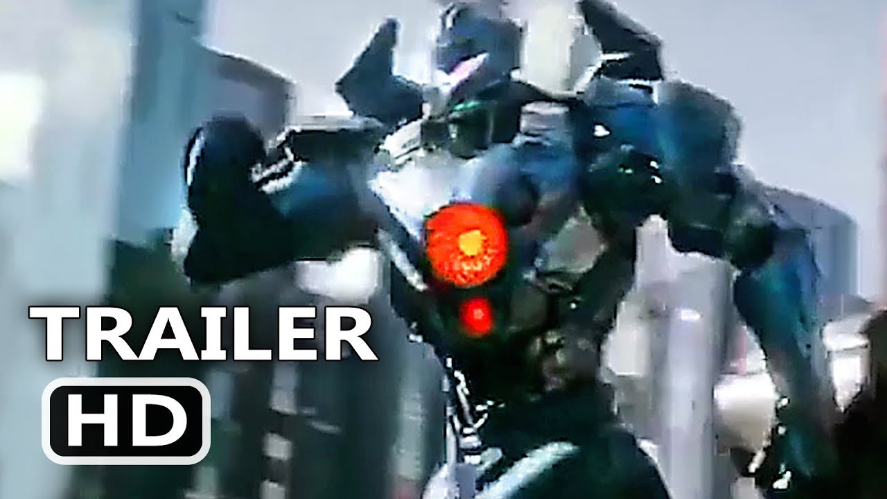 "PACIFIC RIM 2 ""Huge Robots"" Trailer (2018) John Boyega, Sci-Fi Movie HD"