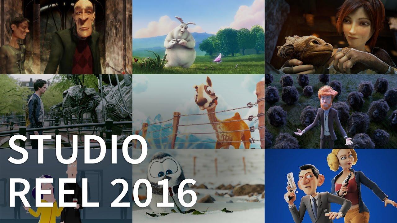 Blender Institute: A Leader in 3D Creation | LulzBot