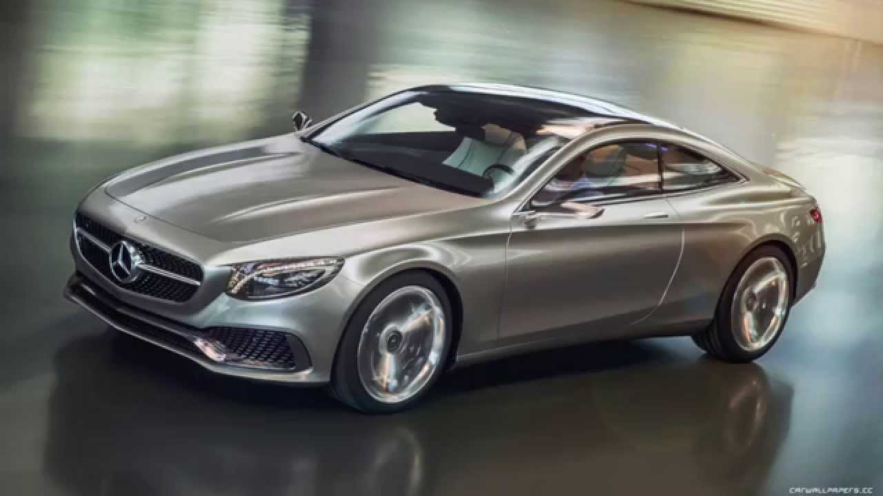 2016 mercedes benz s class coupe review and photos youtube. Black Bedroom Furniture Sets. Home Design Ideas