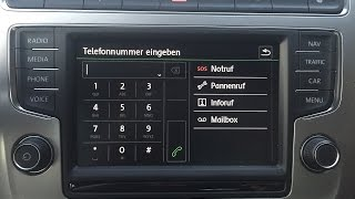 VW Bluetooth - Handy mit Auto verbinden (iPhone) Anleitung / Composition Media