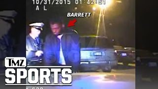 Ohio State QB J.T. Barrett DUI Arrest - Police Dash Cam Video