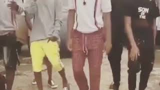 Olamide new signee to ybln label(picazo_rhap)murder davido song..