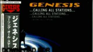 genesis - The Dividing Line - Calling All Stations