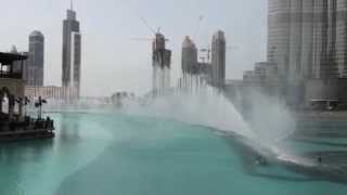 The Dubai Mall Fountain - Sama Dubai