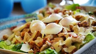 Chicken Caesar Salad - Julie Goodwin Recipe