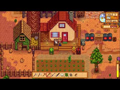 Stardew Valley [30]: Fall To Pieces