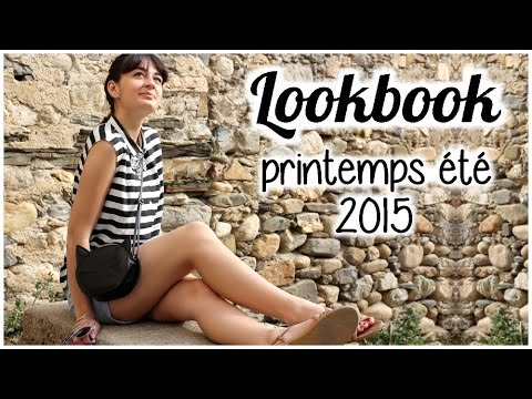lookbook 6 tenues printemps t 2015 youtube. Black Bedroom Furniture Sets. Home Design Ideas