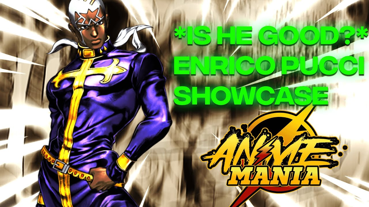 Download *BUSTED* ENRICO PUCCI/GUCCI SHOWCASE | Anime Mania