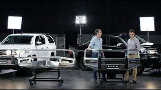 HiLux: The Making of Unbreakable – Bull Bars