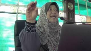 Dr Harlina Harliza Siraj - Cabaran anak2 millennium