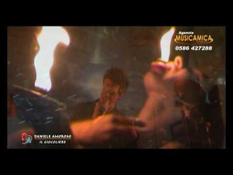 Daniele Amoroso - IL GIOCOLIERE - Videoclip Ufficiale
