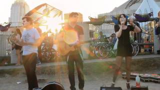 Doll & The Kicks - Cry In The Kitchen - SXSW 2011 YouTube Videos