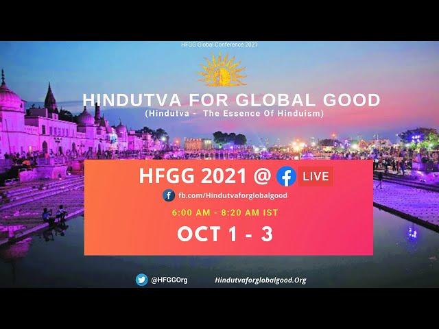 Hindutva For Global Good Conference HFGG2021