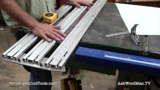761. Project Strategy • Tablesaw Work Station Series