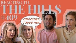 Reacting to 'THE HILLS' | S4E9 | Whitney Port