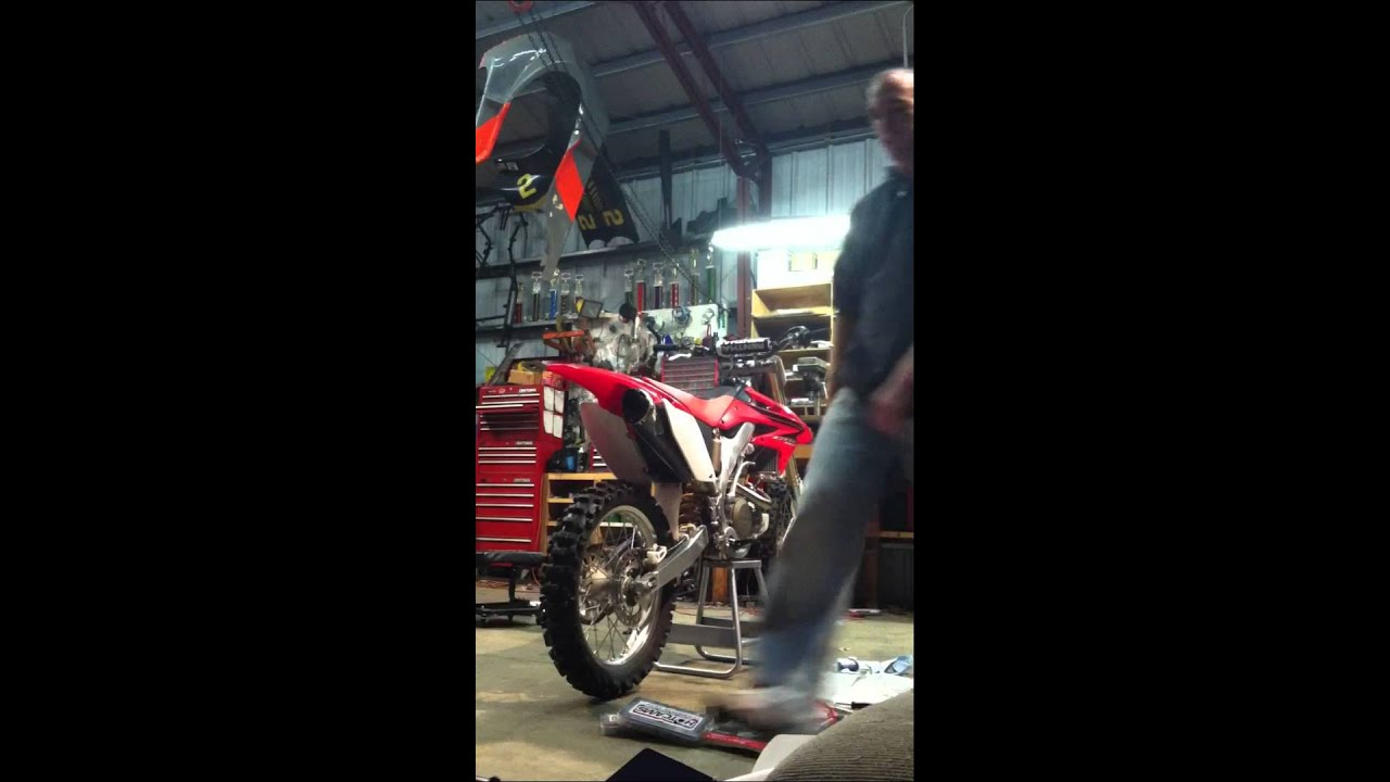 Crf450 Two Brothers Full Exhaust