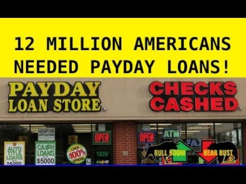 broke---millions-of-americans-turn-to-payday-loans,-economic-collapse-news