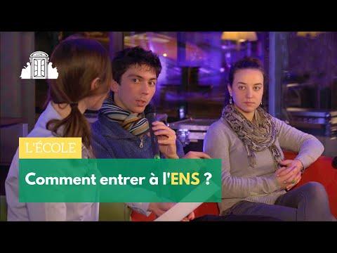 COMMENT ENTRER À L'ENS ? #forumENS SCIENCES