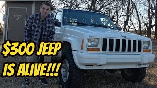 I Bought the Cheapest XJ Jeep Cherokee in the USA:  6 Month Ownership Report