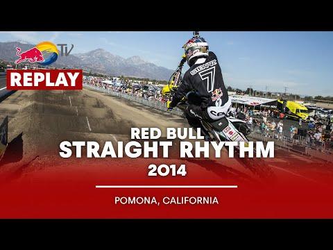 Red Bull Straight Rhythm 2014 I Live Look Back