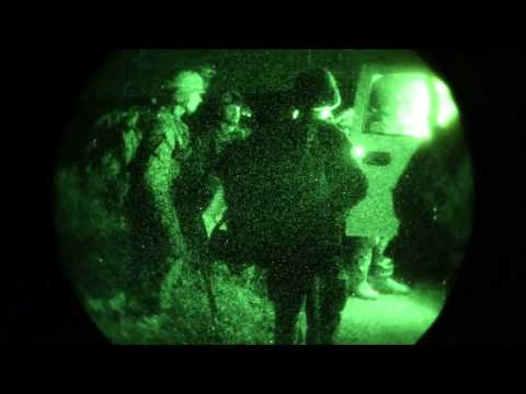 Marines conduct raid with help of new technology