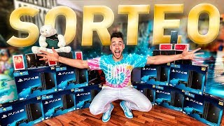 EL MAYOR SORTEO DE LA HISTORIA DE YOUTUBE - TheGrefg