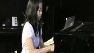 "Concert 2010 by Kiani Aina Purnawan, Grade 7 SMPN 5 JOGJA: XV Olympics (David Foster) ""Winter Games"""