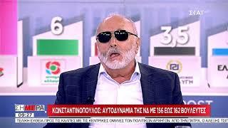 Σήμερα   Kωνσταντινόπουλος σε Κουρουπλή: Είστε η προσωποποίηση της καρέκλας   04/07/2019