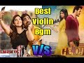 Hello vs Raja the Great Sad Violin Music    Heart touching bgm    BGM World