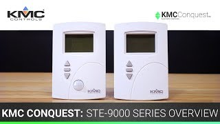 KMC Conquest: STE-9000 Series Overview