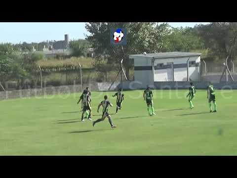 Gol de Joaquín Felizia  (parcial El Quillá 1 -  Ferro DHO 0)