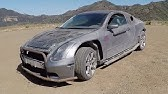 """""""Apocalypse"""" Infiniti G35 Coupe - One Take w/ B is for Build"""