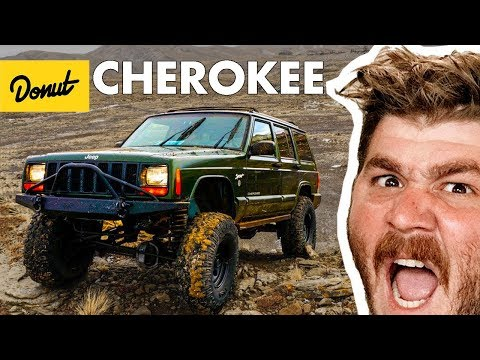 JEEP CHEROKEE - Everything You Need to Know | Up to Speed